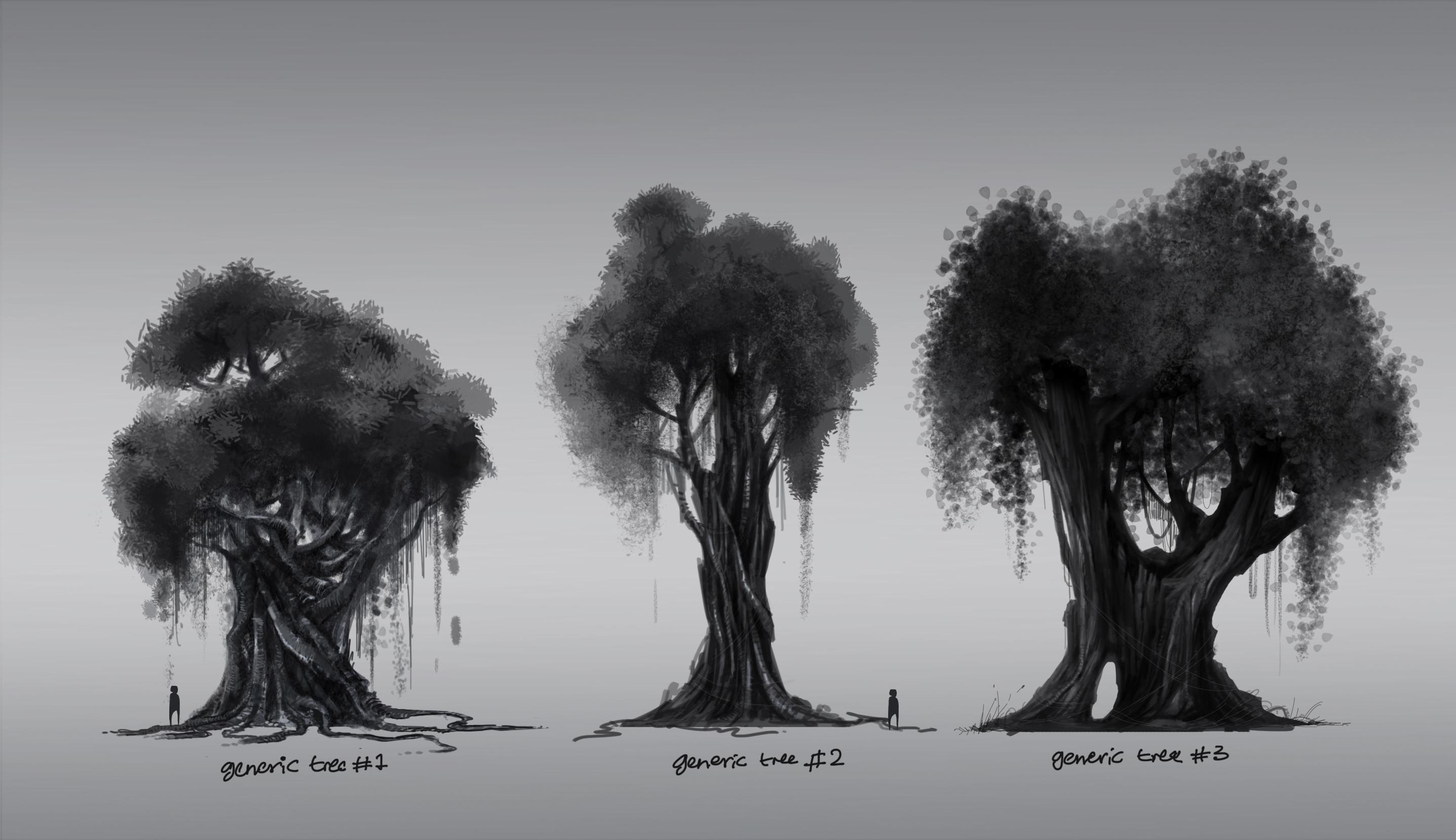 tree design