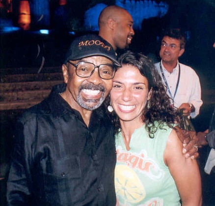 James Moody and I