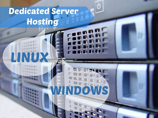 Linux Dedicated Server Hosting - Best Solution For Companies