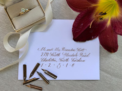 Classic Copperplate Calligraphy