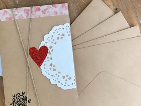 Create an envelope book <3!