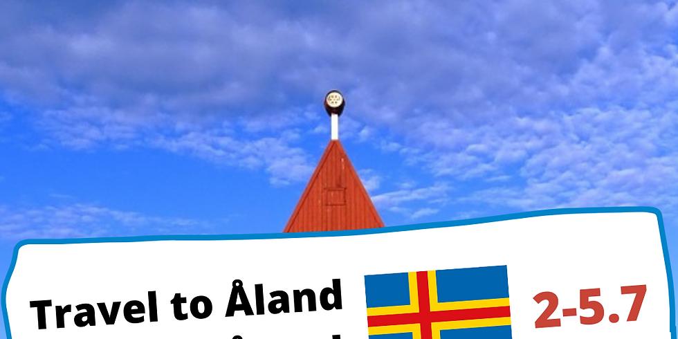 Resa till Åland / Travel to Åland