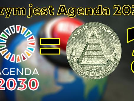 Agenda 2030 - Plan totalnego zniewolenia!
