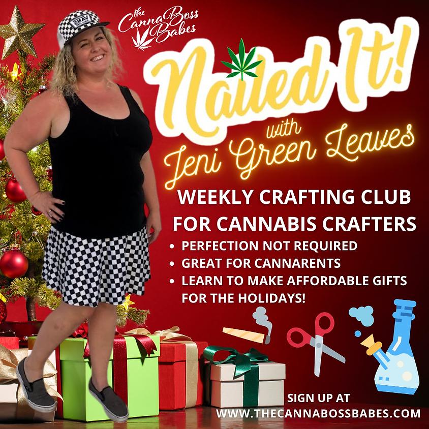 Nailed It! Holiday Craft Group w/ Jeni