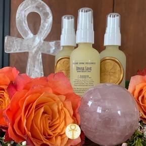 Divine Love, Spray de Aromaterapia ☥