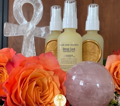 Divine Love Aromatherapy Spray ☥