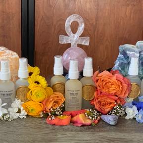Introducing  ☥ Aromatherapy Sprays ☥