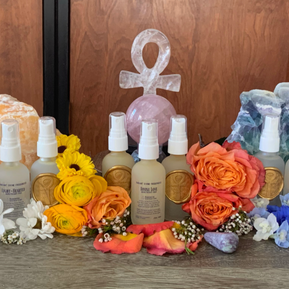 Presentando  ☥ Sprays de Aromaterapia ☥