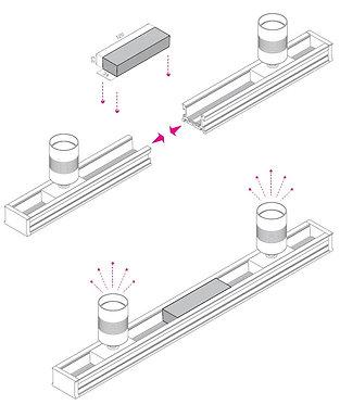Pont électrique / Code Article : M5-BRIDGE
