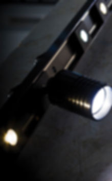 Rail Magnetic avec Spot LED-s orientable et focalisable