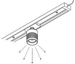 Rail Magnetic - Spot LED-s