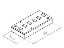 Module LED-s - 1.3W - 24VDC / Code Article : RTS-50