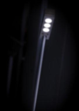 Spot sur tige à LED-s - Criquet