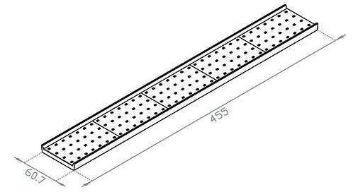 Module LED-s - 15W / Code Article : TPF-LIN