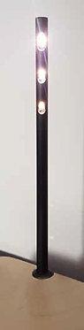 Totem-Flute 3 LED-s - 1.6W - 12VDC / Code article : TOTEM FLUTE