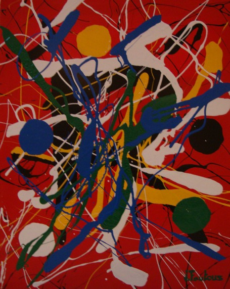 ART CONTEMPORAIN MODERNE