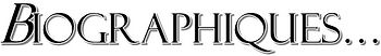 TEXTES BIOGRAPHIQUES JARECKI CHRISTOPHE