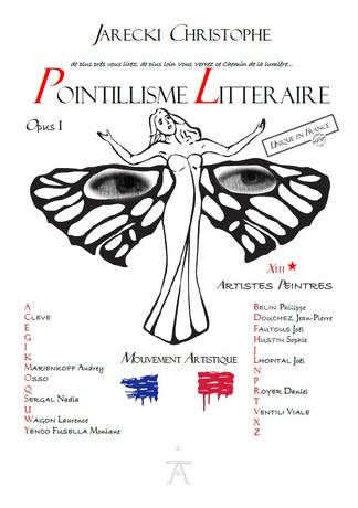 POINTILLISME LITTÉRAIRE Livre OPUS1 XIII Artistes Peintres