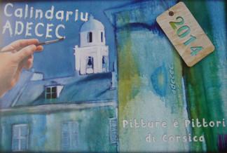 CALENDRIER 2014 DE L'ADECEC...