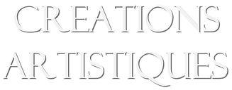 creations artistiques JARECKI CHRISTOPHE