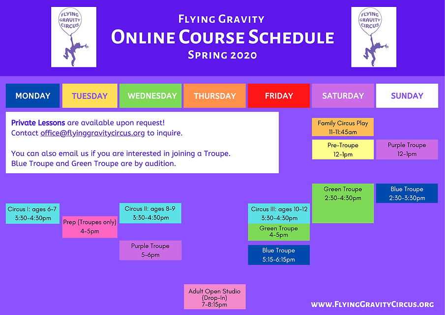 Spring 2020 Online Class Schedule.png