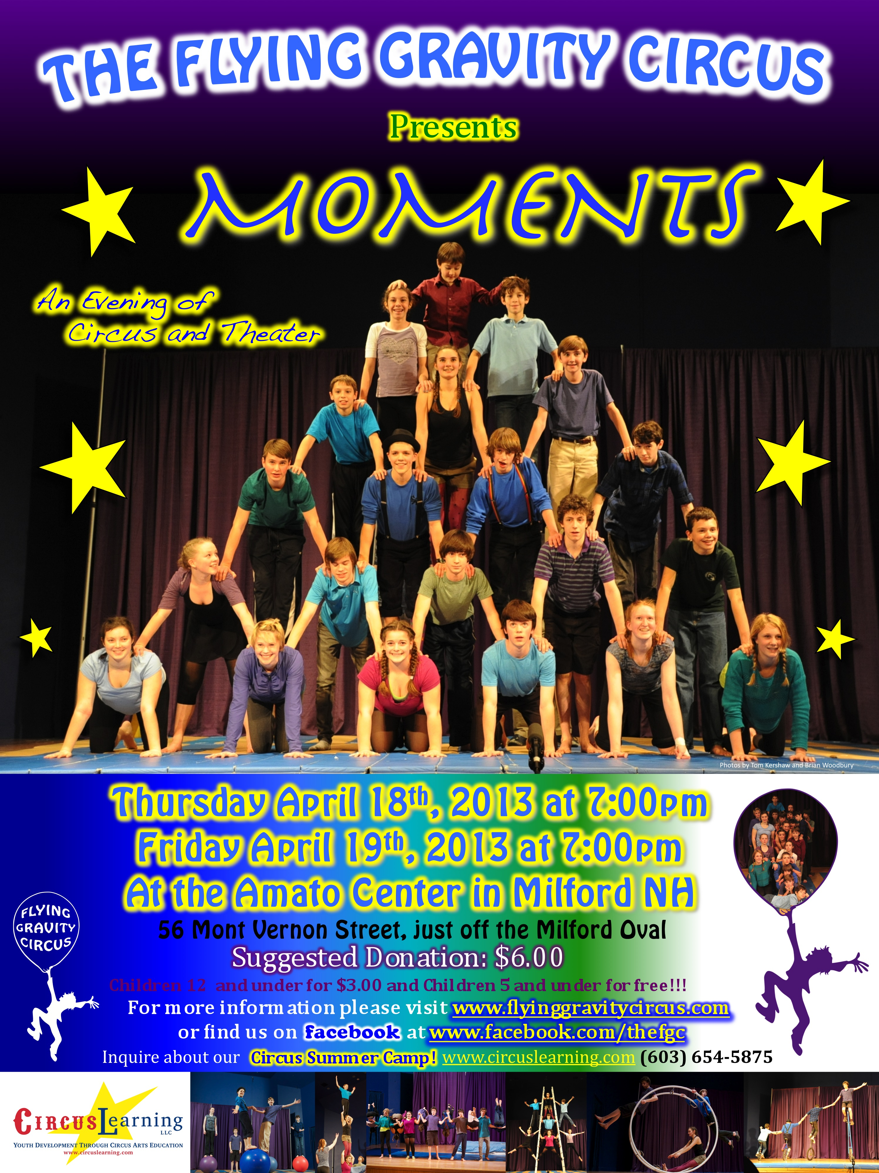 Moments Poster April 18 and 19, 2013