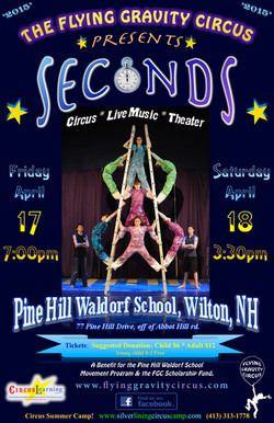 Seconds Poster April 17 and 18, 2015