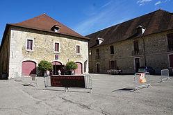 Batiment Fort Barraux