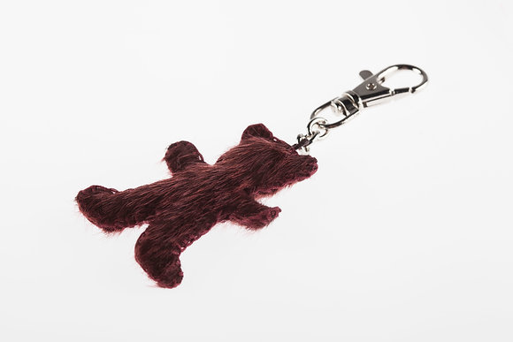 Bear Key Ring Charm