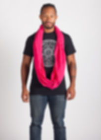 Unisex Accessory - Infinity Scarf