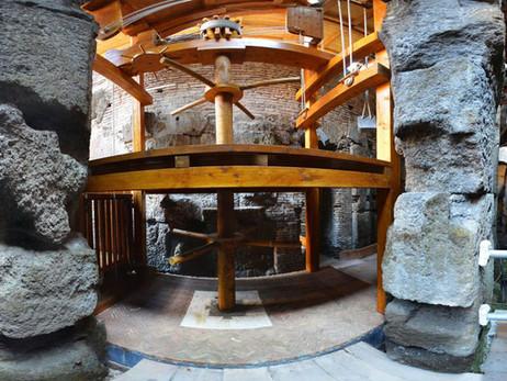 Реконструкция одиного из самых древних лифтов