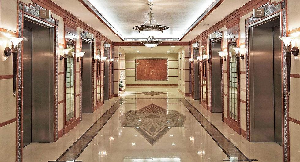 пассажирские лифты класса люкс