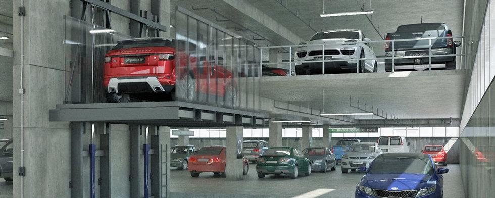 автомобильные платформы и подъемники