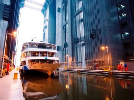 Самый большой лифт в мире