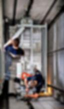 техническое обслуживание лифта