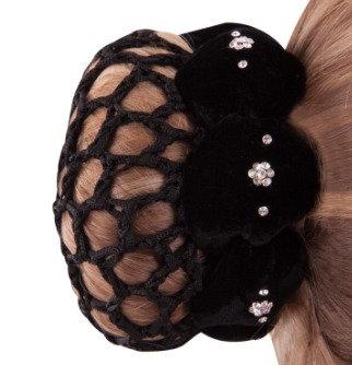 Résille cheveux BR Lotus Coloris Noir