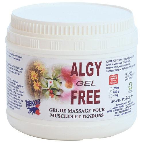 Algy free gel Rekor 450 g