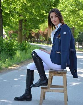 Les vêtements Marta Morgan pour les Cavaliers
