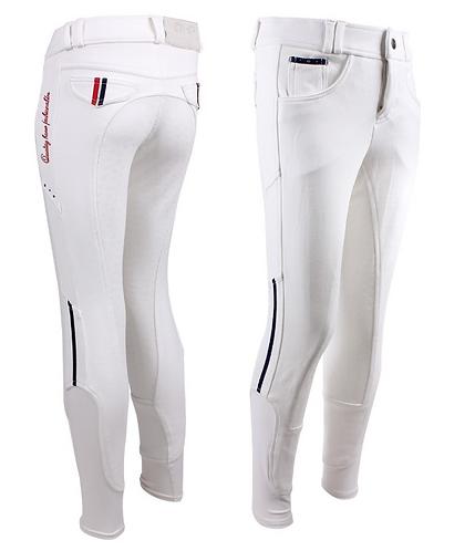 Pantalon d'équitation Junior Coco antidérapant