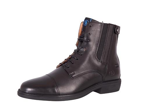 Boots BR CL Noblesse Lacets dames Cuir Brun ou Noir
