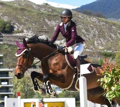 Marta Morgan Equestrian Equipment