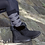 Thumbnail: Bottines HKM Davos Col Fourrure synthétique