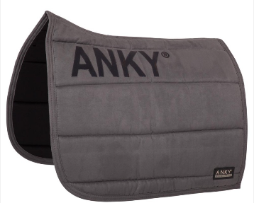 ANKY® Saddle Pad XB110 Grey Dressage Taille Full