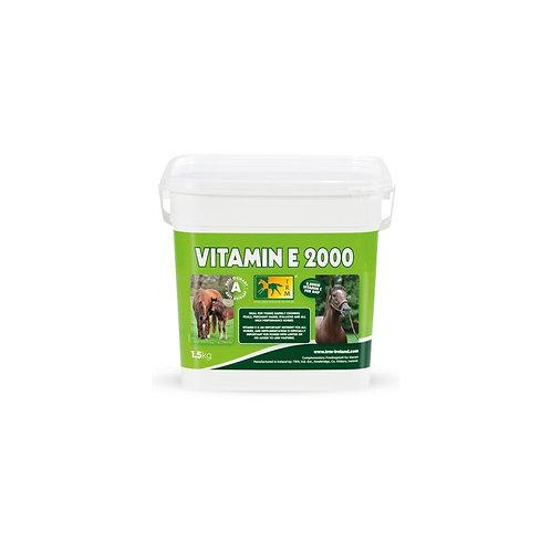 Vitamin E 2000 - Antioxydant chevaux 1.5 kg