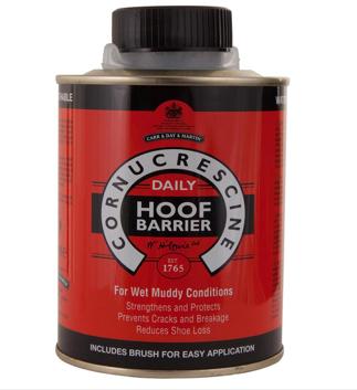 Onguent pour sabots Carr & Day & Martin Cornucrescine Daily Hoof Barrier 500 ml