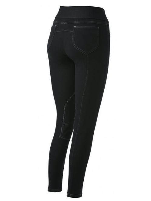 """Legging EQUITHÈME """"Pull-On"""" Taille 36 et 38 Coloris Noir"""