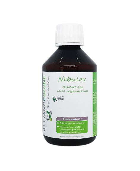 NEBULOX SOLUTION PLANTES INHALATEUR