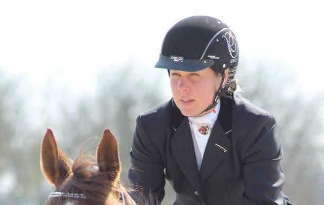 Katia Rouchette  Ecurie Gilles Bordes