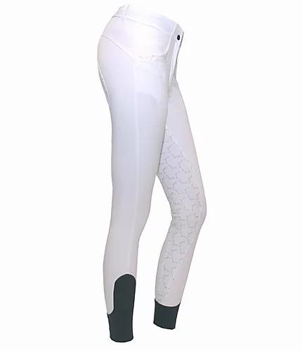 Pantalon Blanc de concours Marta Morgan