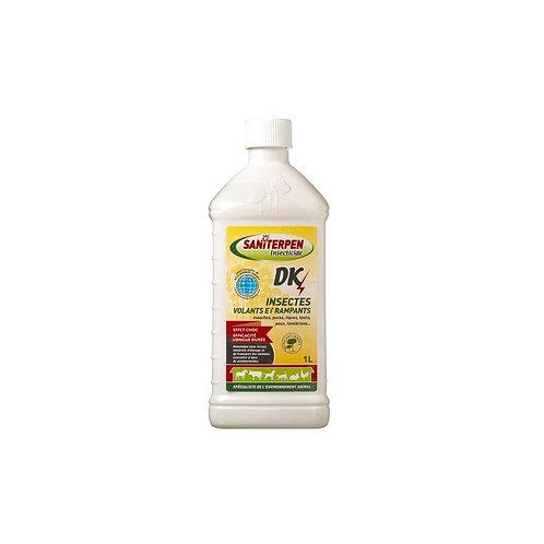 Insecticide pour locaux 1 L volants et rampants DK